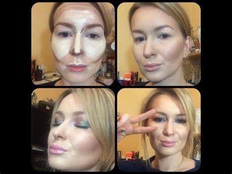 Скульптурирование лица осваиваем модную makeup технику