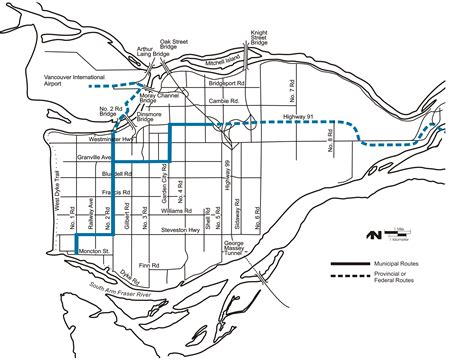 Sinking Borough Zoning Map by City Of Richmond Bc Maps Gis