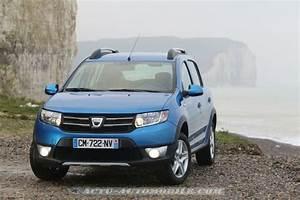 Essai Dacia Sandero Stepway : essai dacia sandero stepway 2012 dci 90 bilan photos actu automobile ~ Gottalentnigeria.com Avis de Voitures