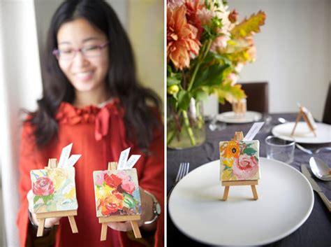 mini masterpiece favors