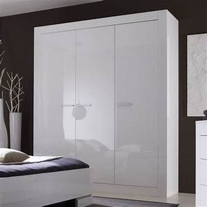 Armoire Laqué Blanc : armoire laque blanc design bellissima zd1 arm a d ~ Teatrodelosmanantiales.com Idées de Décoration