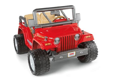kids red jeep ride on toys and safety find the best ride on toys from sears