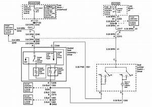 03 Trailblazer Heated Mirror Wiring Diagram