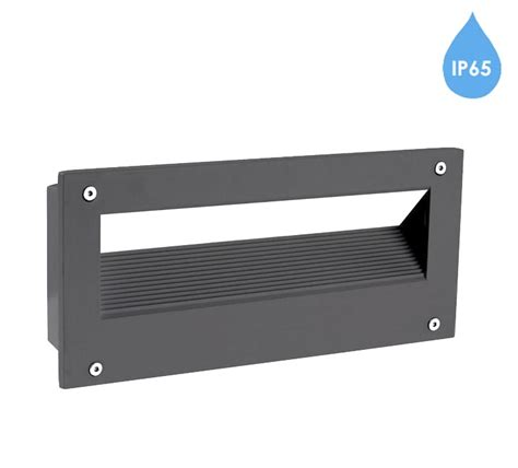 leds c4 micenas ip65 outdoor led recessed brick wall
