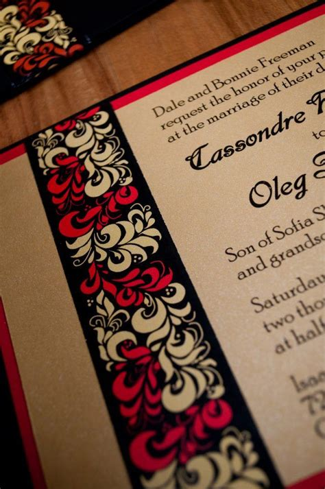 differently designed custom wedding invitations  mexico