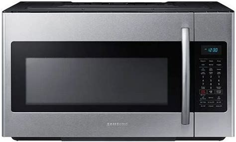 samsung   range microwave stainless steel mehsfs home appliances kitchen