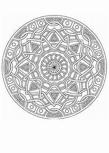 Orientalische Muster Zum Ausdrucken : mandala 1 design patterns ausmalbilder mandala ~ A.2002-acura-tl-radio.info Haus und Dekorationen