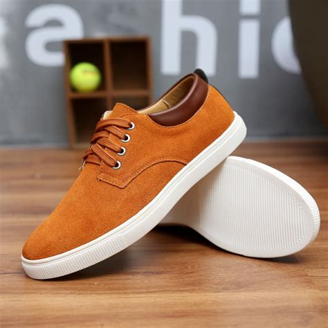 New Arrival Wholesale Price Fashion Suede Men Shoes