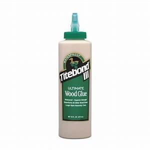 exterior wood glue waterproof