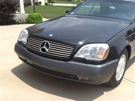 "485 great deals out of 12,425 listings starting at $1,500. Find used 1995 Mercedes Benz S600 V12 Black ""FOR PARTS OR ..."
