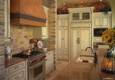 vintage kitchen backsplash brick stone kitchen backsplash antique white cabinets stove hood this is my dream kitchen