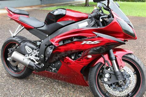2011 Yamaha Yzf-r6 Sportbike For Sale On 2040-motos
