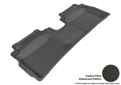 3d maxpider floor mat in black maxpider 3d rubber molded floor mat for kia forte 14 15