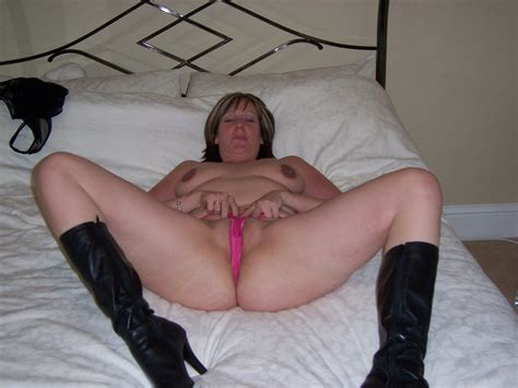Brit Milf Leather Boots 260962065  In Gallery Sexy British Milf In Leather Boots And Skirt