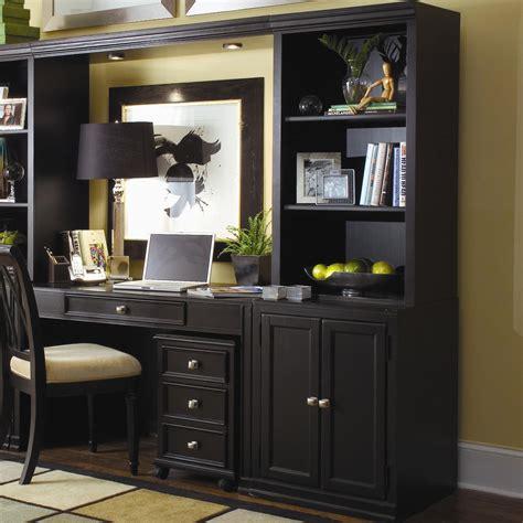 American Drew Camden  Dark Bookcase W 3 Shelves
