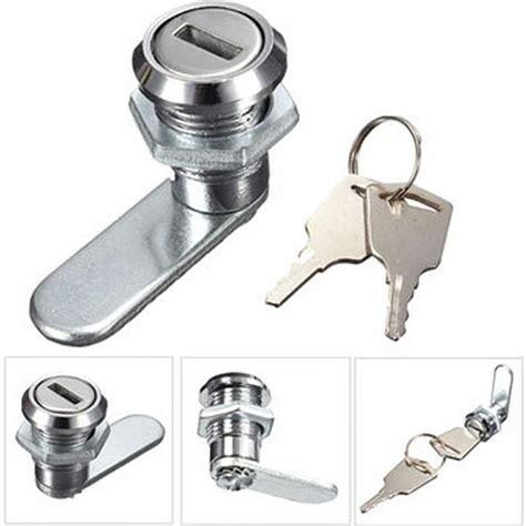 desk drawer lock replacement household door hardware cam lock desk drawer lock with 2