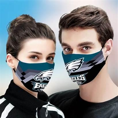 Mask Face Eagles Philadelphia Limited Edition