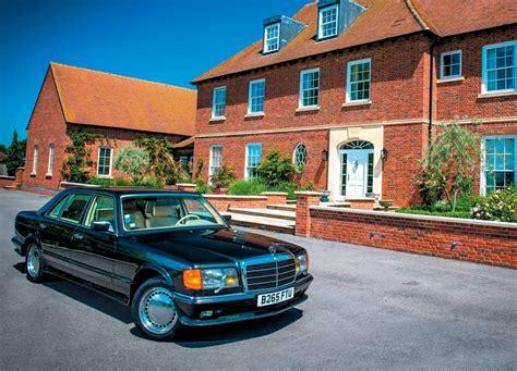 Runs, drives, shifts and stops great. 1984 Mercedes-Benz 500SEL V126 Carat Cullinan - Drive-My ...