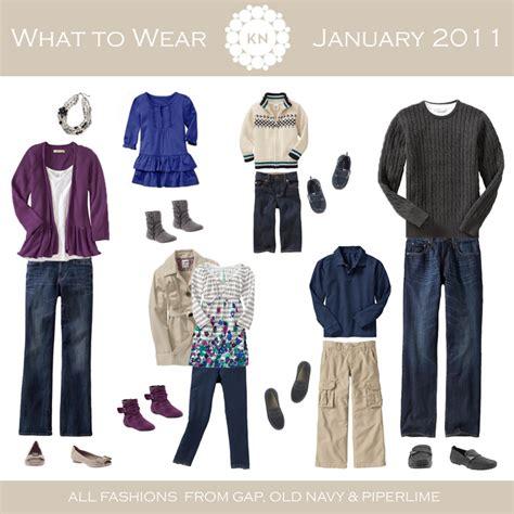 What to Wear u2013 January