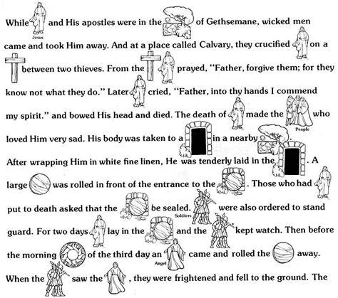 easter  story  children  read