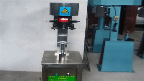 electric cans sealing machine easy open  sealer equipment semi automatic  drinking bottles