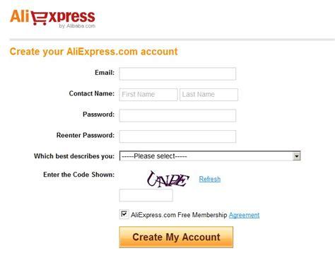 resume order aliexpress