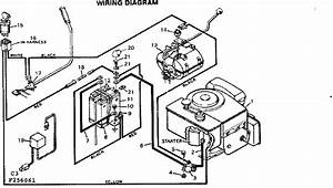 Wiring Diagram Electric Start Lawn Mower