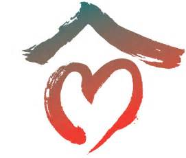 House with Heart Logo