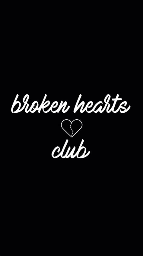 Broken Iphone Aesthetic Wallpaper by Broken Hearts Club In 2019 Broken
