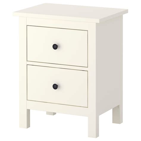 ikea hemnes desk with 2 drawers hemnes chest of 2 drawers white 54x66 cm ikea