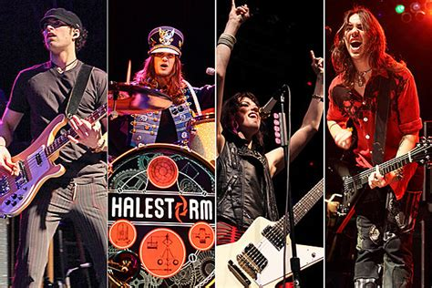 Halestorm Take Over Warner Sound For Halloween Session Webcast