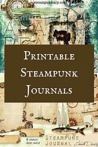 Steampunk Journals for Graduation