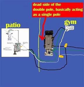 Pole Light Switch Wiring Diagram