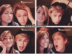 niall horan and demi lovato manip | after watching/hearing ...