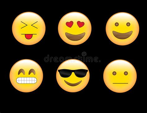 Emoji& X27;s Disgusted Love Happy Frustrated Cool