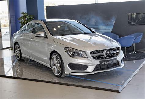 Autocas Presenta En Castellón El Nuevo Cla De Mercedes
