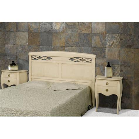 t 234 te de lit antiquaire blanche coloniale meuble de chambre