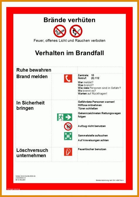 Brandschutzordnung teil c (nach din 14096) richtet sich an mitarbeiter des betriebes mit besonderen brandschutzaufgaben, also z.b. 11 Wunderschönen Vorlage Brandschutzordnung Teil B Sie Berücksichtigen Müssen