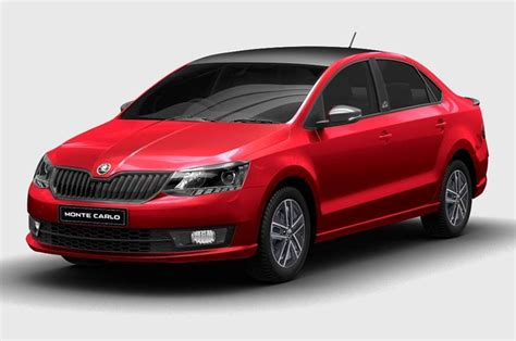 Skoda will launch the BS-6 complaint Rapid India in April ...
