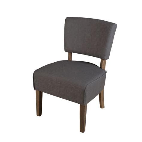 chaise couleur chaise basse tissu couleur grise meubles macabane