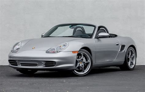 9k Mile 2004 Porsche Boxster S 550 Anniversary Edition For