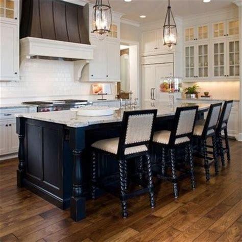 foot kitchen island design hickory flooring
