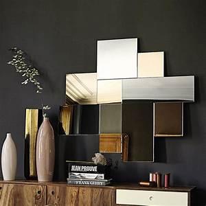 Grand Miroir Maison Du Monde : miroir teint h 108 cm klara maisons du monde ~ Teatrodelosmanantiales.com Idées de Décoration