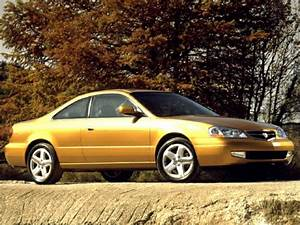 2001 Acura Cl Reviews  Specs And Prices