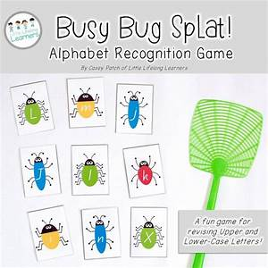 letter recognition game splat includes qld font lower With alphabet letter recognition games