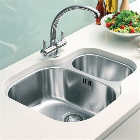 Stainless Undermount Kitchen Sink by Franke 1 5 Undermount Stainless Steel Kitchen Sink Ideal