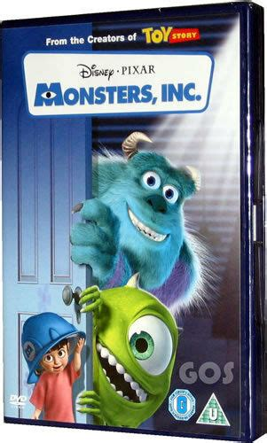 monsters inc walt disney pixar classic childrens
