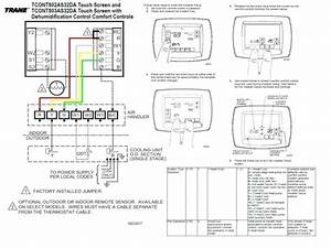 2 Stage Honeywell 6000 Thermostat Wiring Diagram