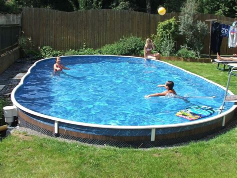inground pond homemade inground pools homemade ftempo