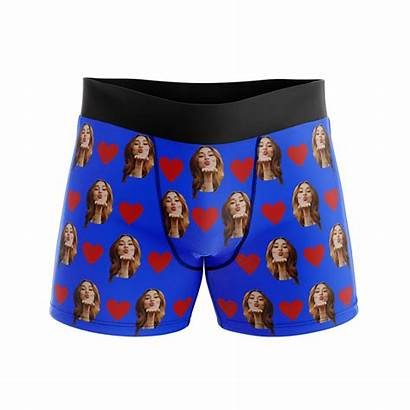 Boxers Custom Face Gift Boxer Gifts Funny